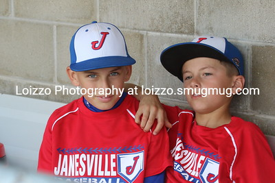 2017-05-27 Sports - Youth Baseball - Janesville vs Channahon Gallery 3