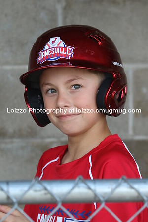 2017-05-27 Sports - Youth Baseball - Janesville vs Channahon Gallery 1