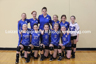 2014-03-08 Sports - Youth Volleyball - Match 3