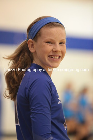2014-03-08 Sports - Youth Volleyball - Match 1