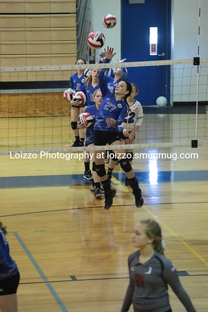2014-03-08 Sports - Youth Volleyball - Match 2