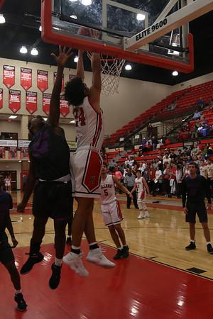 Yukon HS Basketball vs Moore HS 11-28-17
