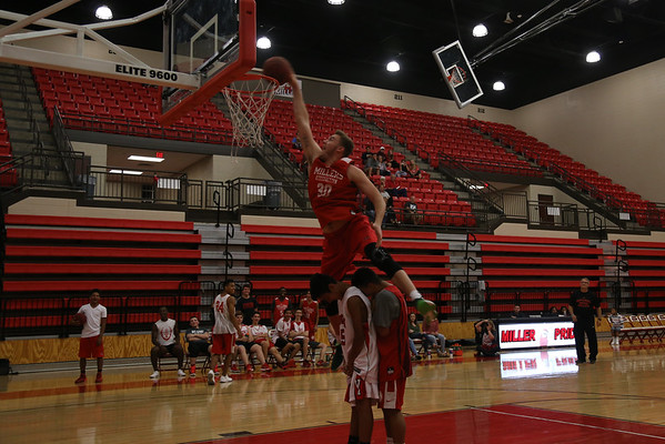 OPENING NIGHT Yukon Boys Basketball 10-1-2016