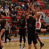 Yukon BB vs Deer Creek Senior Night 2-14-17