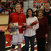 Yukon BB vs Deer Creek Senior Night 2-14-17