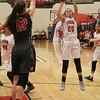 Yukon High School Basketball vs Mustang 1-31-17