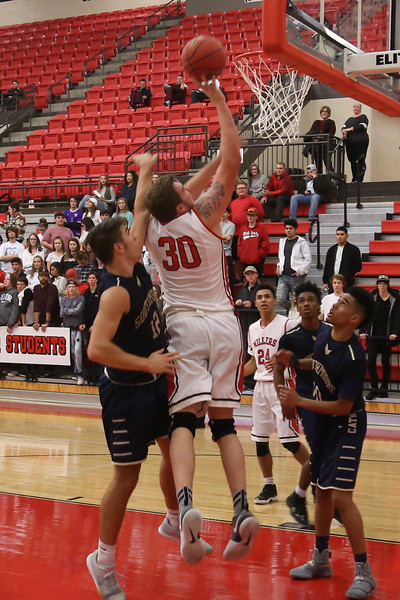 Yukon HS vs SouthMoorew 12-13-16