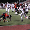 Yukon HS Football vs Jenkins 10-21-16