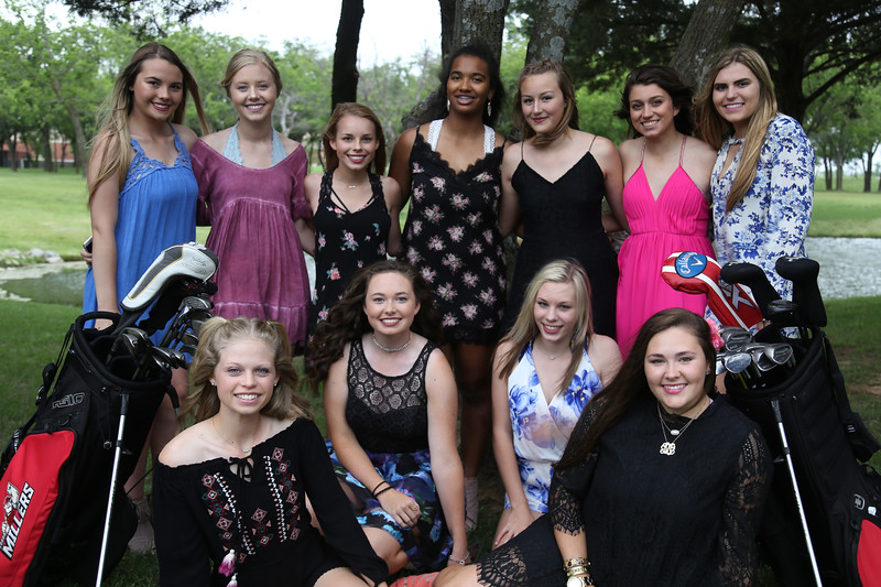 Yukon HS Golf Banquet, May 2017