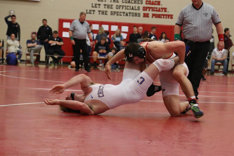 Yukon Wrestling 2-18-17