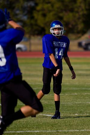 Zach Football 2011