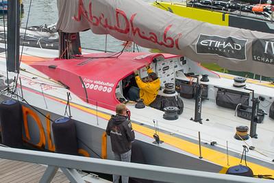 Volvo Ocean Race Scheveningen