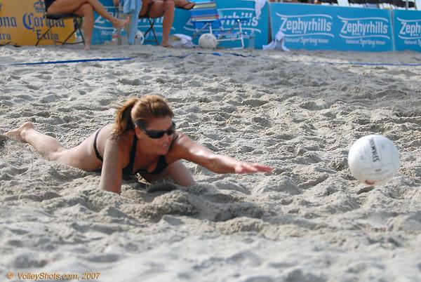 Zephyrhills Cocoa Beach - Beach Volleyball 2007