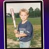 Alex's official baseball card ( 1995 )