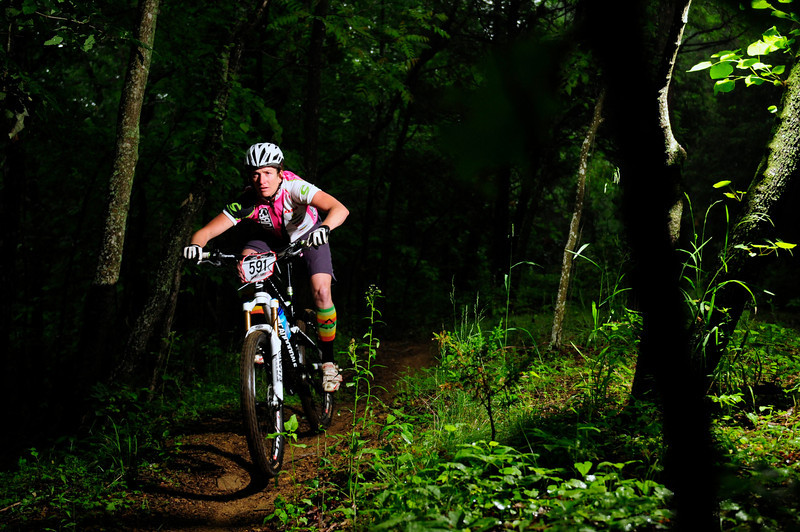 Susan Haywood - Women's Enduro & Pro XC Winner