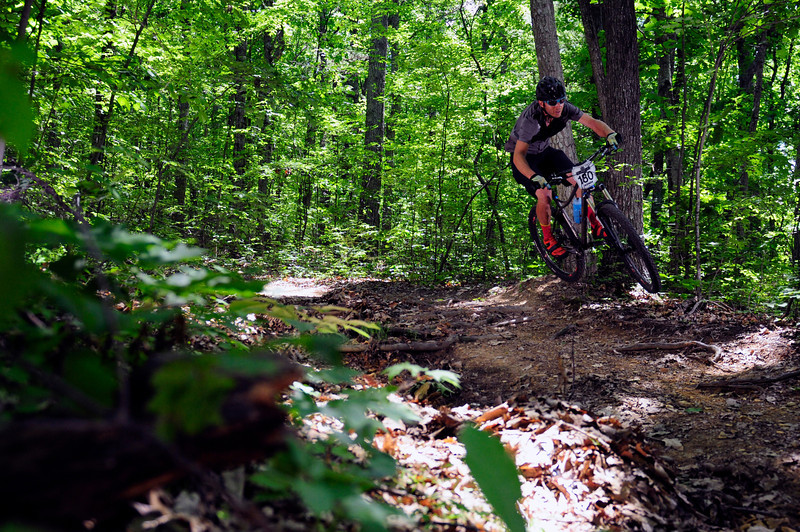 Harlan Price - Men's Enduro 6th place