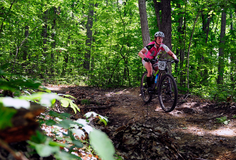 Susan Haywood stage 3 Enduro
