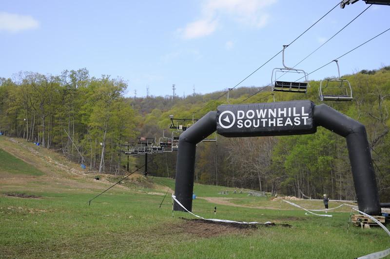 Massanutten YEE-HA! stop 2 of the Downhill Southeast Series