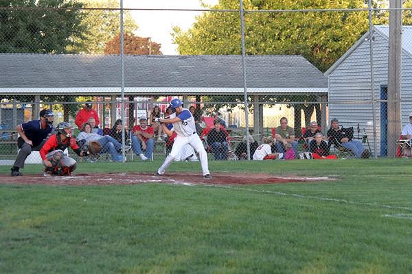 Baseball,  Winfield-Mt. Union vs Danville 7/15/2014
