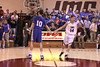 Boys Basketball, Danville vs Iowa Menonite 2/11/2011 :
