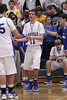Boys Basketball, Holy Trinity vs Danville 1/20/2012 :