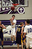 Boys Basketball, Keota vs Danville, 1A District 13 Final at BHS 2/23/2012 :