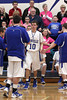 Boys Basketball, New London vs Danville 1/27/2012 :