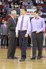Danville's Michael Soukup received an academic achievement award Saturday night at Wells Fargo Arena.