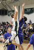 Boys Basketball, Danville vs West Burlington 1/22/2013 :