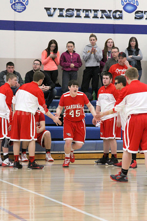 Cardinal's Chase Courtney (#45)