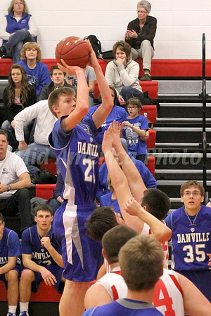 Danville's Dylan Criswell (#21)