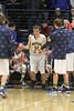 Notre Dame's Matt Burford (#14)