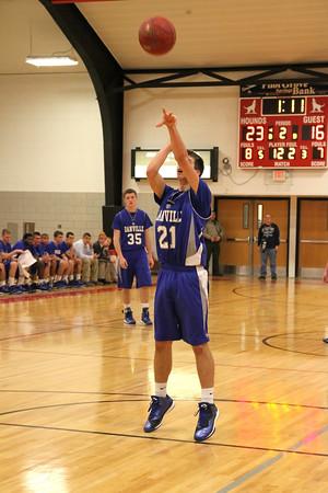 Danville's Dillon Sanchez (#21)