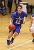 Danville's Mason Lorber (#12)