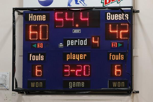third quarter score