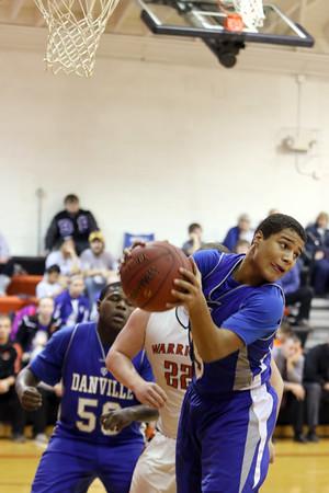Danville's Bryton Rice (#15)
