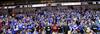 The Danville crowd