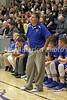 Danville's coach Ken Laffoon