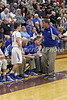 Danville's Max Wilcox (13) and coach Ken Laffoon (Why???)