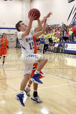 Danville's Bryce Carr (12)
