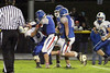Danville's Grant Samples (#6) and BGM's Tanner Jansen (#6) and Cooper Puls (#78)