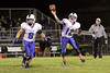 Danville's Grant Samples (#6) and Bryce Carr (#12)
