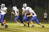 Danville's Kolton Jackson (#7) and Nick Fencl (#12)