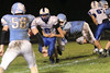 Danville's Grant Samples (#6) and WACO's Hunter Leichty (#51)
