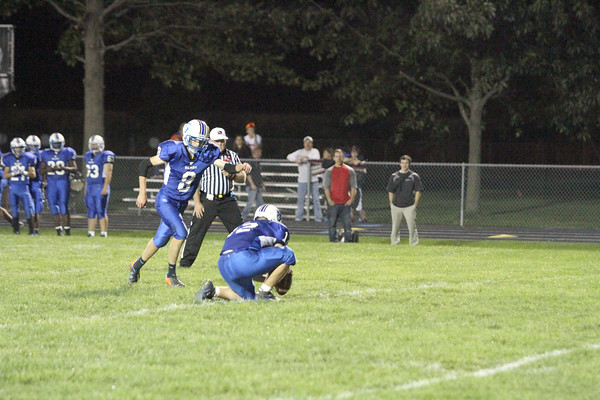 Danville's Mason Lorber (#8) and Nick Fencl (#12)