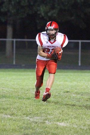 Winfield-Mt. Union's Bryce Robison (#22)