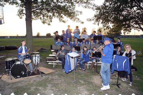 Danville pep band