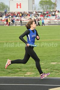 Girls Track @ Riverside (District), 5/15/2014