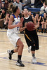 Girls Basketball, Central Lee vs Danville 11/30/2012 :