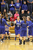 Danville's Allison Becker (#13)